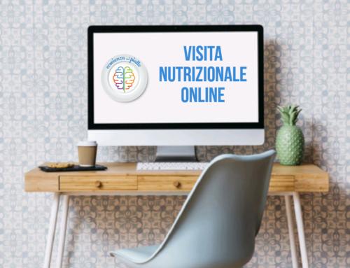 VIDEO-CONSULENZA NUTRIZIONALE AI TEMPI DEL COVID-19